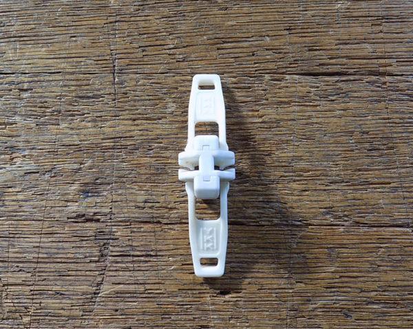 #10 double lock slide molded zipper