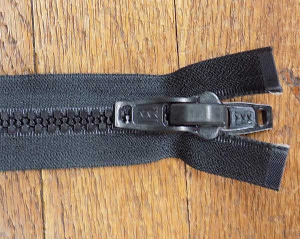 #10 ykk nylon zipper with double slide
