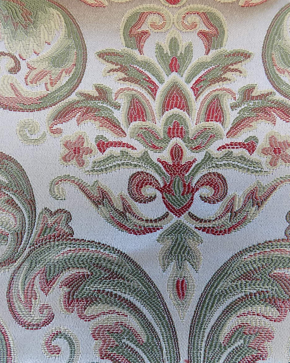 Bakersfield Ivory – Jacquard
