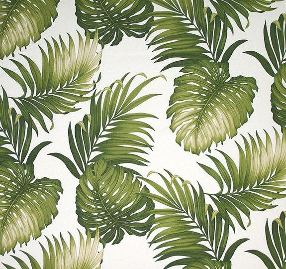 Oasis Ivory – Barkcloth