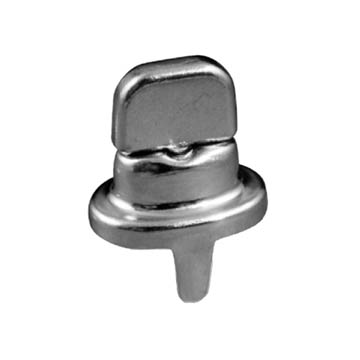 AT S-15-S Single Stud 2 Prong-2