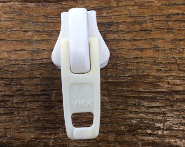 #10 YKK Molded Nylon Single Pull Zipper