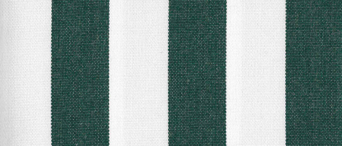 Green 1 Inch Stripe - Sunfield 100% Solution Dyed Acrylic