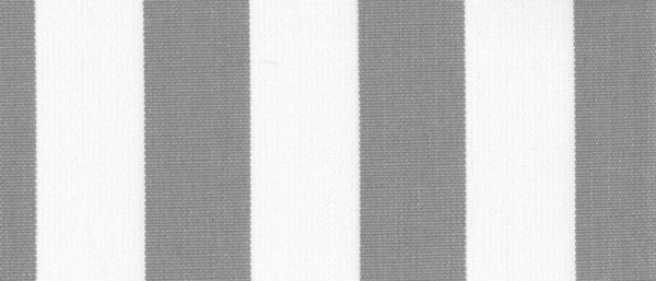 Taupe 1 Inch Stripe - Sunfield 100% Solution Dyed Acrylic