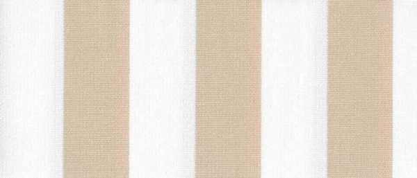 Toasty 1 Inch Stripe - Sunfield 100% Solution Dyed Acrylic