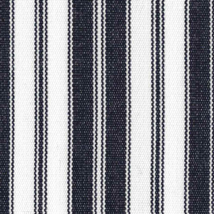 Navy Pinstripe - Sunfield 100% Solution Dyed Acrylic