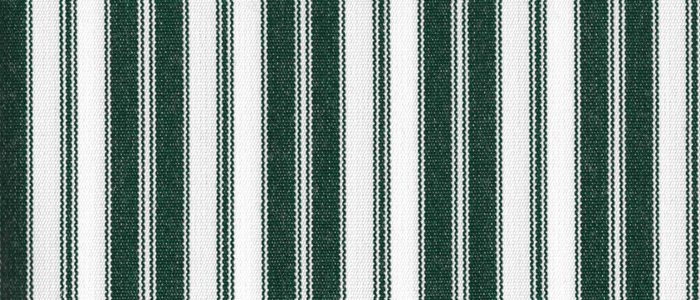 Forest Green Pinstripe - Sunfield 100% Solution Dyed Acrylic