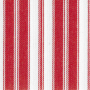 Crimson Pinstripe - Sunfield 100% Solution Dyed Acrylic