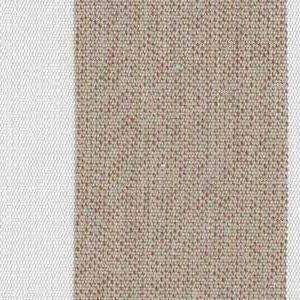 Walnut 2 Inch Stripe - Sunfield 100% Solution Dyed Acrylic