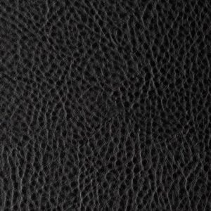 Illusion Black Leather Grain