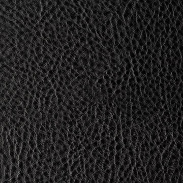 Illusion Black Leather Grain