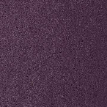 Nuance Eggplant Polyurethane Fabric